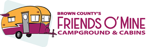 Friends of Mine Campground Logo