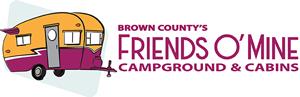 Friends of Mine Campground Logo